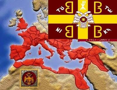 Αποτέλεσμα εικόνας για Η Αγία Ορθόδοξη Αυτοκρατορία της Ρωμανίας-Βυζαντίου