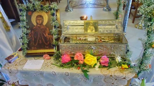 Αποτέλεσμα εικόνας για αγια αναστασια ρωμαια αγιο ορος