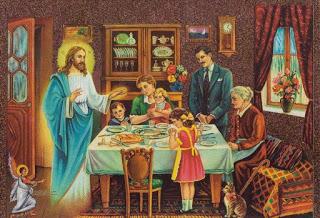 Χριστουγεννιάτικα έθιμα-οικογενειακό τραπέζι