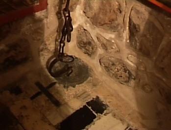 Η φυλακή του αποστόλου Πέτρου στα Ιεροσόλυμα.