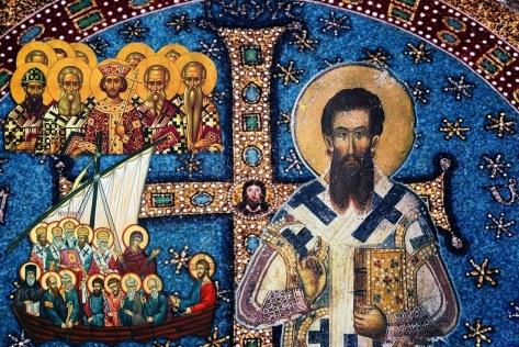 Αποτέλεσμα εικόνας για Β΄ Κυριακή των Νηστειών (Γρηγορίου Παλαμά)