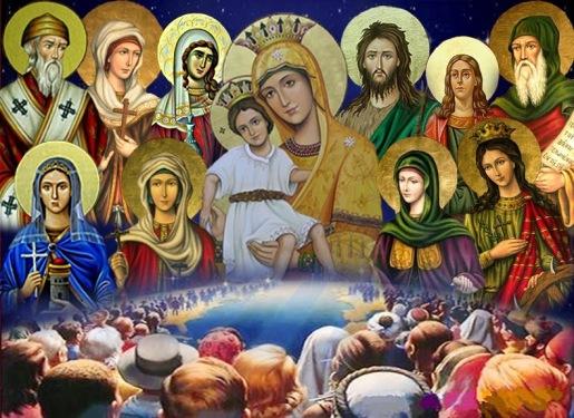 Αποτέλεσμα εικόνας για αγιοι προστατες