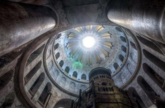 Αποτέλεσμα εικόνας για το ιστορικό του Ναού της Αναστάσεως μεγας κωνσταντινος