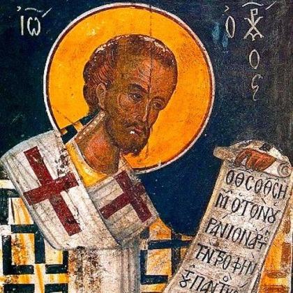 Αποτέλεσμα εικόνας για αγιος ιωαννης χρυσοστομος βιος