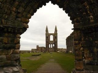 Αποτέλεσμα εικόνας για Η σχέση του Αγίου Ανδρέα με την σημερινή Σκωτία