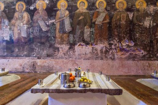 Αποτέλεσμα εικόνας για νηστεια μοναστηρια
