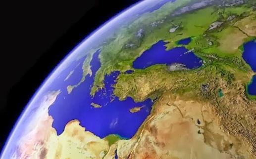Αποτέλεσμα εικόνας για γεωπολιτικη μεσογειος