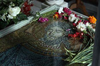 Αποτέλεσμα εικόνας για αγιος ραφαηλ καντηλι