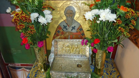 Αποτέλεσμα εικόνας για Ο άγιος Παγκράτιος επίσκοπος Ταυρομενίας