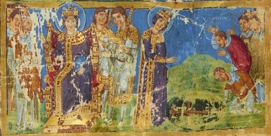 Αποτέλεσμα εικόνας για η ευρεση του τιμιου σταυρου