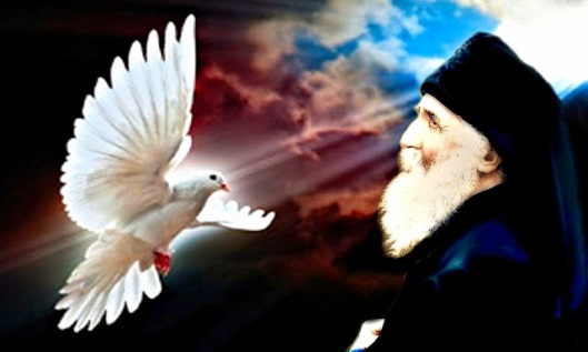 Αποτέλεσμα εικόνας για Τι προϋποθέσεις χρειάζονται για να κατοικήσει στον άνθρωπο το Άγιο Πνεύμα;(Άγιος Παίσιος)