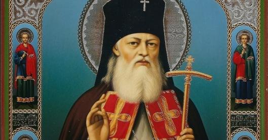 Αποτέλεσμα εικόνας για αγιος λουκας ιατρος