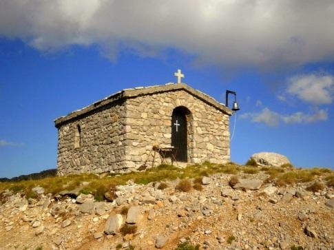 Αποτέλεσμα εικόνας για προφητης ηλιας εκκλησιες σε υψομετρο