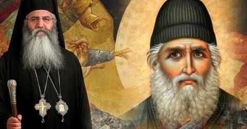 """Αποτέλεσμα εικόνας για Μητροπολίτης Μόρφου: »Άρχισαν να πραγματοποιούνται οι προφητείες του Παϊσίου»"""""""