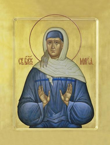 Αποτέλεσμα εικόνας για Οσία Μαρία Ιβάνοβνα του Ντιβέεβο η Δια Χριστόν Σαλή († 26 Αυγούστου )
