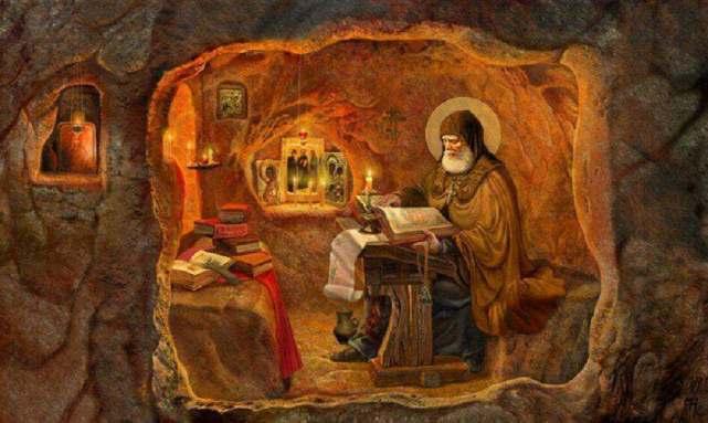 Αποτέλεσμα εικόνας για αγιος αρσενιος καππαδοκης