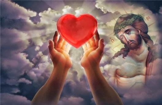 Αποτέλεσμα εικόνας για Άνοιξε την καρδιά σου στο Χριστόν μας, παρακάλεσε Τον και Εκείνος θα βοηθήσει!