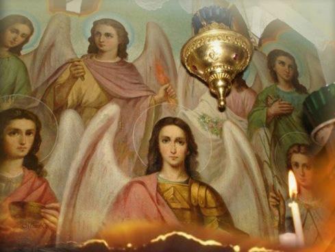 Πες το στους Αγγέλους να το πάνε στα Πόδια του Κυρίου και ζήτησέ Του  Άγγελον Ειρήνης για να ειρηνεύσεις… | Σημεία Καιρών