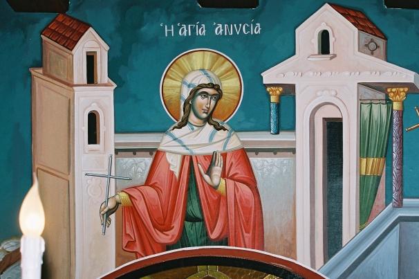 Αποτέλεσμα εικόνας για αγια ανυσια eikonia.gr