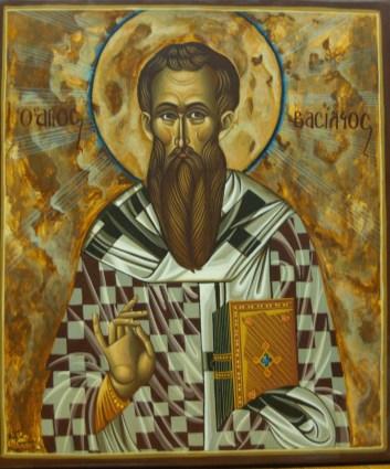Αποτέλεσμα εικόνας για αγιος βασιλειος αγιος εφραιμ συρος