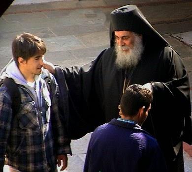 Αποτέλεσμα εικόνας για Είμαι ο π. Γεώργιος απ' τη Μονή Γρηγορίου…!!!