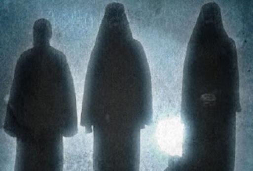 Αποτέλεσμα εικόνας για Για τρεις αφανείς αναχωρητές αγίους στον Άθωνα και τον άγγελο που τους υπηρετούσε
