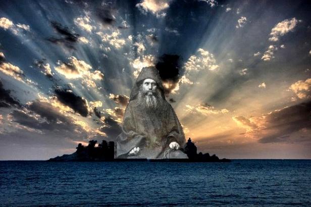 Αποτέλεσμα εικόνας για αγιος σιλουανος προσευχη