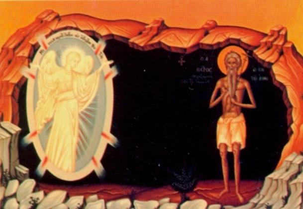Αποτέλεσμα εικόνας για Όσιος Ιάκωβος ο εξ απάτης τον διάβολον προσκυνήσας