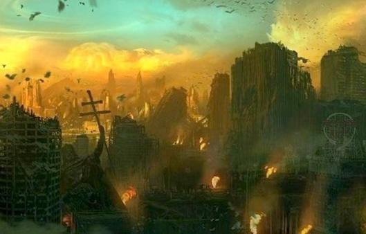 Αποτέλεσμα εικόνας για αποκαλυψη τελος του κοσμου