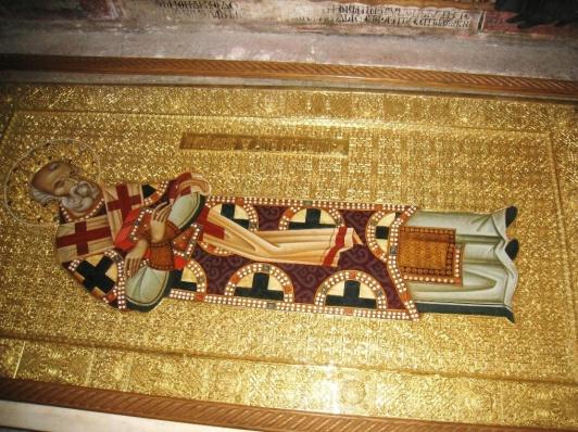 Αποτέλεσμα εικόνας για αγιος νηφων πατριαρχης κωνσταντινουπολεως