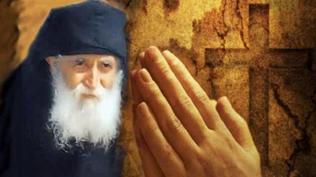 Αποτέλεσμα εικόνας για Τί απαντάει ο Γέροντας Παΐσιος σε ερωτήσεις για την προσευχή