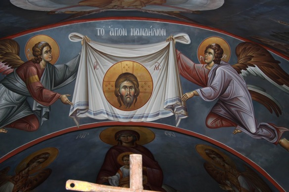 Αποτέλεσμα εικόνας για αγιο μανδηλιο