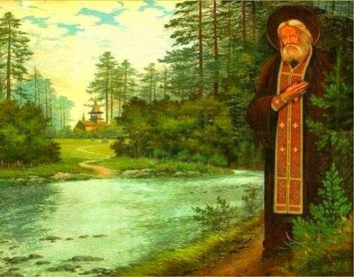 Αποτέλεσμα εικόνας για Η ελπίδα είναι εκείνη που δίνει χαρά και ειρήνη στην καρδιά. Αγίου Σεραφείμ του Σάρωφ