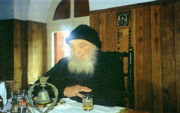 Αποτέλεσμα εικόνας για αγιος πορφυριος και γεροντας αμβροσιος λαζαρης