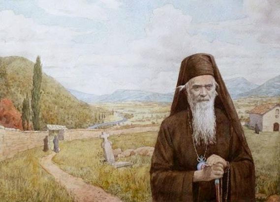 Αποτέλεσμα εικόνας για αγιος νικολαος βελιμιροβιτς