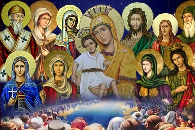 Αποτέλεσμα εικόνας για αγιοι μας