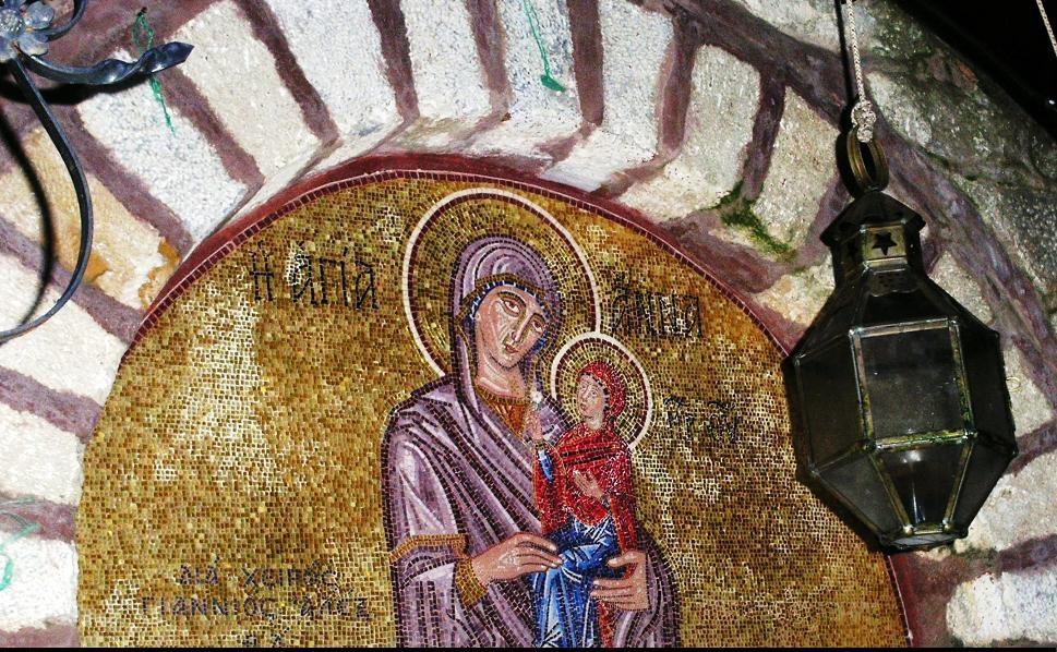Είμαι η Αγία Άννα, μη στεναχωριέσαι, σου έχω δώσει ένα κοριτσάκι και είναι  γερό! Θα το βάλεις Άννα;» | Σημεία Καιρών