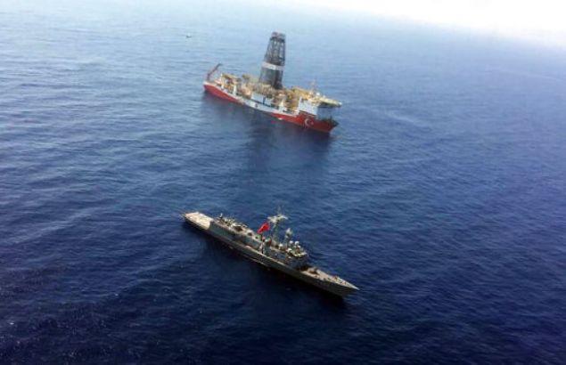 Αποτέλεσμα εικόνας για Δραματική επιστολή της Κύπρου στον ΟΗΕ: «Τουρκικές αεροναυτικές δυνάμεις περικύκλωσαν το νησί - Βοηθήστε μας»