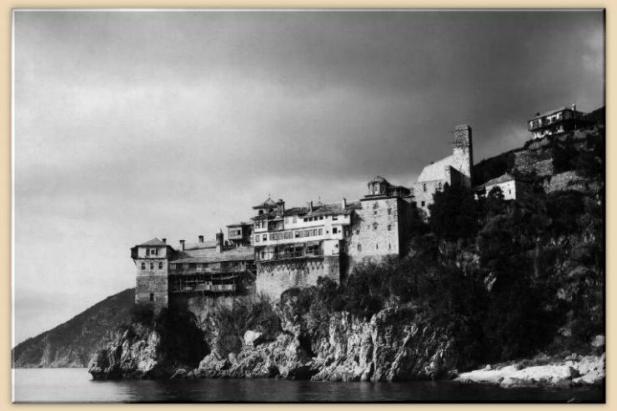 """Αποτέλεσμα εικόνας για Μοναχός Δημήτριος Γρηγοριάτης"""""""