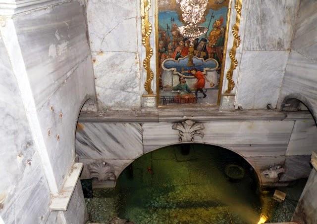 Η Ζωοδόχος Πηγή, στο Μπαλουκλί της Κωνσταντινούπολης (Το ιστορικό του  αγιάσματος) | Σημεία Καιρών