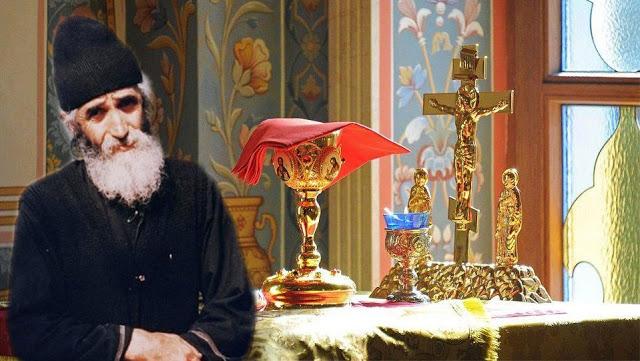 Άγιος Παΐσιος: «Αγιάζεται όλη η κτίση από την Θεία Λειτουργία, από την  παρουσία του Χριστού. Οι Θείες Λειτουργίες κρατούν τον κόσμο!» | Σημεία  Καιρών