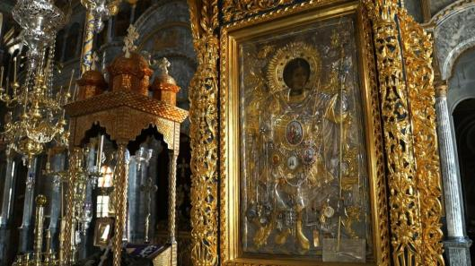 η Λειψανοθήκη: 592 - Το δεξί χέρι του Αγίου Γεωργίου στην Ιερά ...