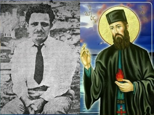 Ἅγιος Δημήτριος Κουβαρὰ: Ο θάνατος του Φώτη Κόντογλου και η ...