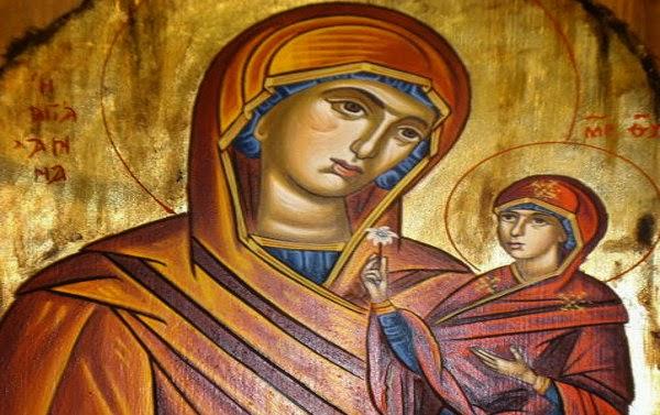 Αμαρτωλών Σωτηρία : Θαύμα της Αγίας Αννας σε παιδί ....