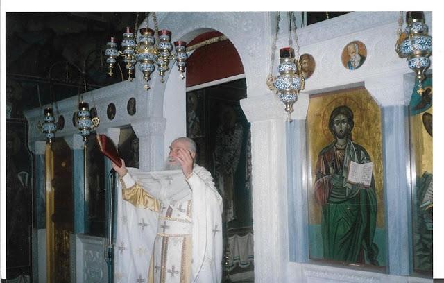 Ο άγιος Πατήρ ημών Ιωάννης Καλαΐδης και η θαυμαστή εμφάνιση των αγίων  Ραφαήλ, Νικολάου και Ειρήνης! | Σημεία Καιρών