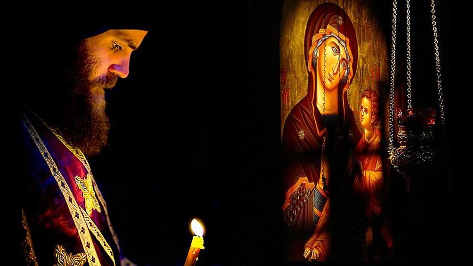 Δάκρυα Μετανοίας: Τρόπος προσευχής διά μέσου της Υπεραγίας Θεοτόκου Μαρίας  ( Αγίου Νικοδήμου Αγιορείτου )