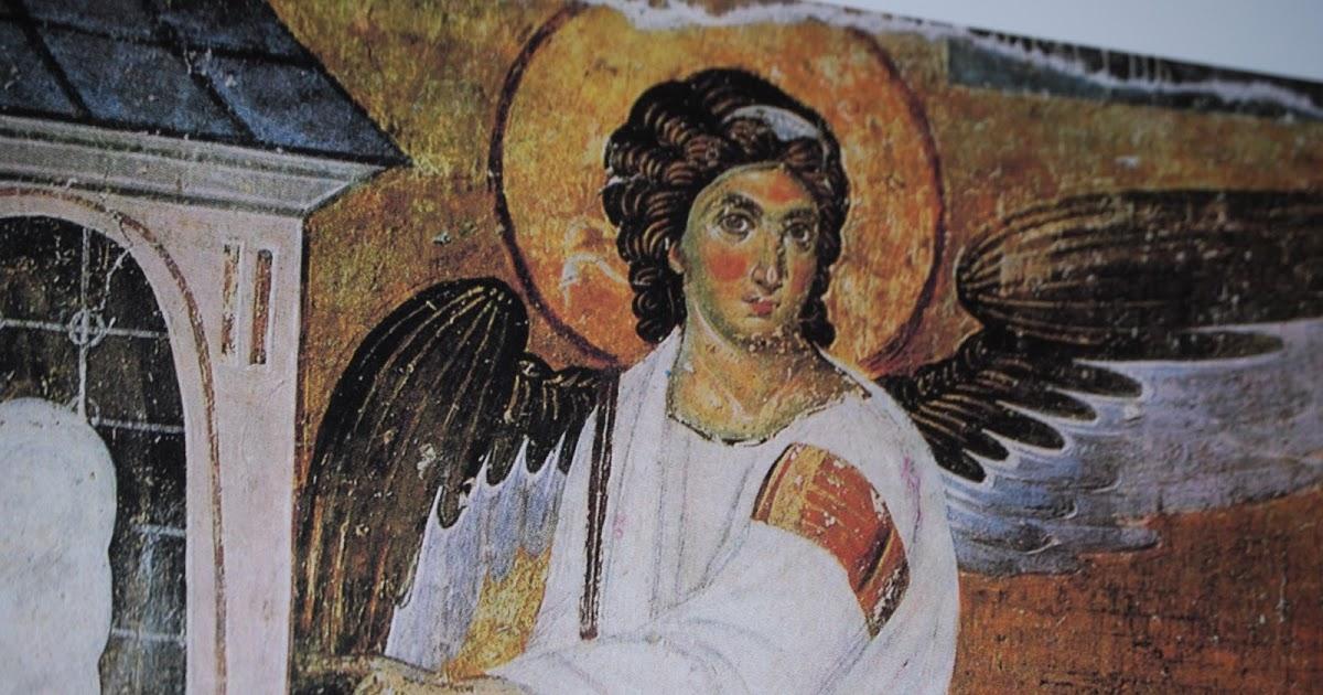 Συγκινητική αληθινή ιστορία: «Άγγελέ μου! Άγγελέ μου, δεν την αξίζω αυτή  την τιμή» | Παναγία Ιεροσολυμίτισσα