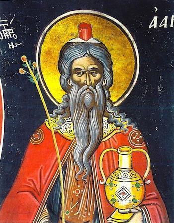 ΟΡΘΟΔΟΞΗ ΠΙΣΤΗ: Προφήτης Ααρών (12 Μαρτίου)