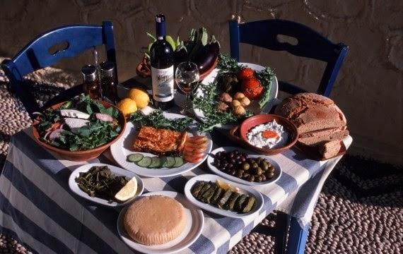 Η Μεσογειακή διατροφή μυστικό μακροζωίας της Ικαρίας - Νέα Διατροφής