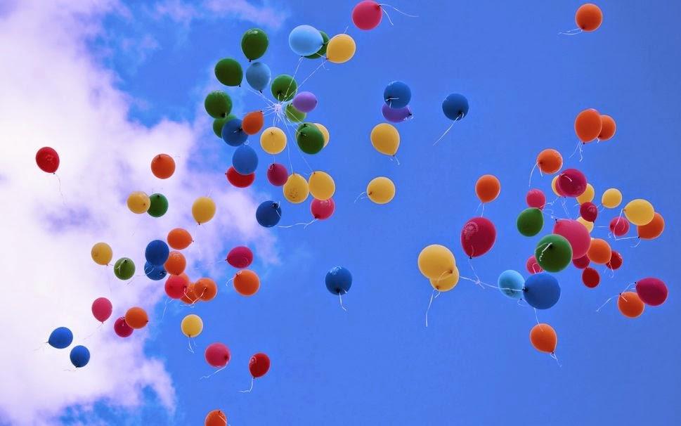 ΑΓΚΥΡΑ: Το πείραμα με τα μπαλόνια